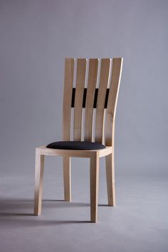 Peter Cowper, Occasional Chair - Ash & Fabric