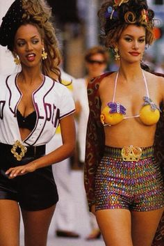 90's Fashion Flashback. Accessories from this shoot are sick #tyragirlyouworkinithunnay
