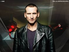 Christopher Eccleston as the 9th Doctor (you never forget your first Doctor)