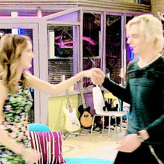 I just want to remind the world about Ross and Laura