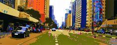 Galeria de Artes Fotográficas da Avenida Paulista.