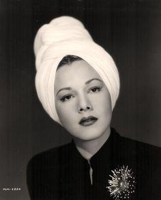 """Maria Montez """"Tangier"""" 1945"""
