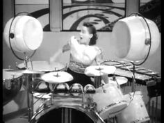 Frances Carroll & Her Coquettes Featuring Drummer Viola Smith - YouTube