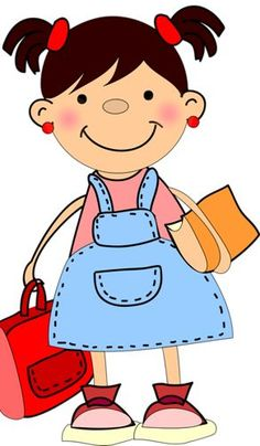 "Photo from album ""Школьники"" on Yandex. Art Drawings For Kids, Drawing For Kids, Cartoon Drawings, Cute Drawings, Art For Kids, Happy Birthday Flower, School Murals, School Clipart, Stick Figures"