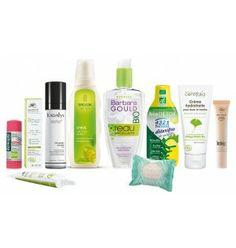 Trousse Bio/Produits Naturels : Profitez de 9 produits de soins naturels de grandes marques au prix exceptionnel de 39.90€ au lieu de 118.54€, soit 66% de réduction!