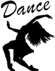Jazz Dancer 3 - choose any size or color, http://www.vinyl-decals.com/jazz_dancer_3-VD_Jazz-dancer3.php