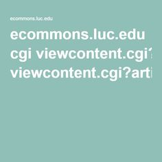 ecommons.luc.edu cgi viewcontent.cgi?article=1853&context=luc_theses