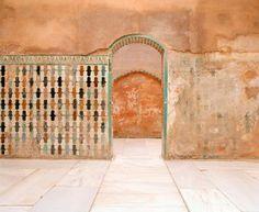 Baños Reales, Palacio de Comares, Alhambra de Granada