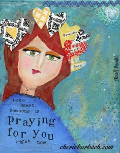 praying for you - ar