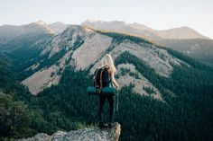 convexly:  Big Cottonwood Overlook by kylesipple on Flickr.