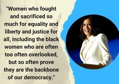 kamala harris quotes at DuckDuckGo Fierce Women, And Justice For All, Native American Women, Working People, Taken For Granted, Kamala Harris, Vice President, Strong Quotes, Equality