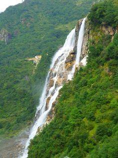Jung Falls in Arunachal Pradesh - The Final Frontier, Arunachal Pradesh, India