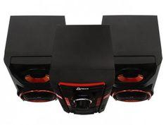 Mini System Lenoxx 50W RMS Função Karaoke e Repeat - USB MS 844 com as melhores condições você encontra no Magazine Sualojaverde. Confira!