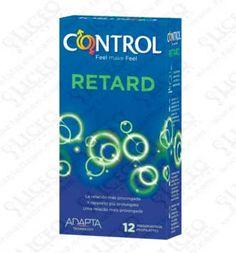 CONTROL ADAPTA RETARD PRESERVATIVOS 12 UNIDADES