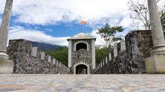 """The Lost World Castle"" Merapi Yogyakarta Borobudur, The Lost World, Yogyakarta, Mount Rushmore, Bali, Castle, Mountains, Nature, Travel"