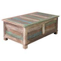 Pradesh Trunk Table - use pallets