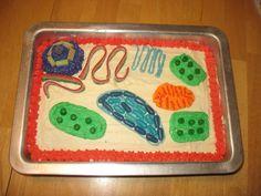 Plant Cell Project cakepins.com