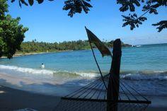 Hiriketiya beach Sri Lanka. Conoce el #Top5 de las mejores #Playas de #SriLanka con Desarrollo Peregrino tu #blog de Viajes.