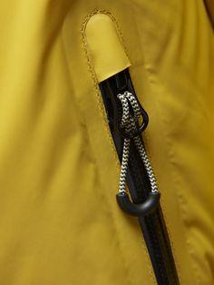 Note Jacket, LEMON CURRY