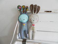 mandragora dolls / Břichopas toys