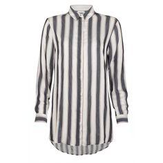 Viscose boyfriend blouse | | Sissy-Boy Online store