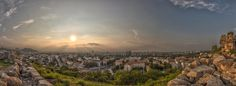 Photograph Sunset in Plovdiv, Bulgaria by Anton Atanasov on 500px