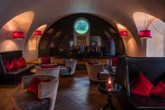 Experience Carinthia's most luxurious side at the elegant Schlosshotel Velden. Enjoy the unforgettable experience, the heartbeat and the passion of a luxury hotel legend. Cozy Bar, Carinthia, Bar Areas, Logs, Heartbeat, Passion, Elegant, Luxury, Furniture