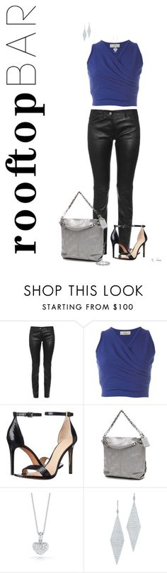 """""""Roof Top Bar...Drinks anyone?"""" by ksims-1 ❤ liked on Polyvore featuring Balenciaga, Romeo Gigli, Tory Burch, Coach, Roberto Coin, Tiffany & Co., Harry Kotlar, summerdate and rooftopbar"""