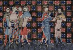 Bodleian Library MS. Bodl. 264, The Romance of Alexander in French verse, 1338-44; 183v