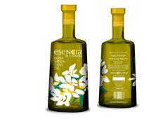 Esencia de Córdoba. Creación de marca y diseño de envase para familia de AOVE