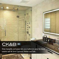 Ceramic Wall Tiles, Interior Decorating, Interior Design, Remodel Bathroom, Bathroom Designs, Kitchen And Bath, Counter, Like4like, Waves