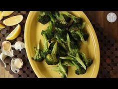 Video für Brokkoli aus dem Ofen mit Knoblauch - geht schnell und einfach