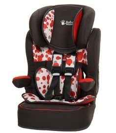 Baby Weavers I Seat Gro - Car Seat Multistage