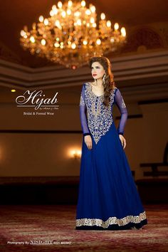 Indian Latest Party Wear Dresses & Frocks Collection 2015-2016