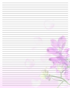 stationery printable   Printable Writing Paper by Aimee-Valentine-Art