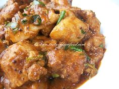 Indian Food, Indian Cooking and Indian Recipes - spicy chicken roast, chicken roast recipe, receipe for spicy chicken fry