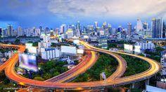 Unique Around the World: Bangkok Edition   www.delightfull.eu/blog   #lightingdesign #midcentury #bangkok