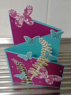 Made by Noreen using stampinup products