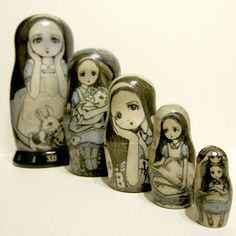 Alice matryoshka
