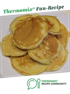 Perfect pikelets by ThermiKylie. A Thermomix <sup>®</sup> recipe in the category Desserts & sweets on www.recipecommunity.com.au, the Thermomix <sup>®</sup> Community.