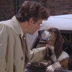 A Lieutenant's best friend: Columbo and Dog
