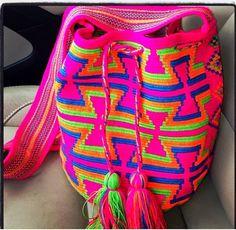 Sidney Artesanato: Bolsas Wayuu...
