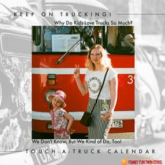 Got kids who are just crazy about getting up close to big rigs? Good news! Your Modern Family recently shared their research on why this obsession makes kids smarter! Our calendar of Twin Cities Touch-A-Truck events and Public Works Open Houses will help you find them! Birthday Party Venues, Birthday Parties, Twin Cities, Modern Family, Get Up, House Party, Rigs, Open House