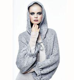Modèle gilet à capuche femme - Modèles Femme - Phildar