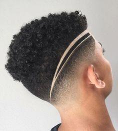 Tattoo hombre hair Ideas for 2019 Undercut Hairstyles, Hairstyles Haircuts, Haircut Designs For Men, Hombre Hair, Short Hair Styles, Natural Hair Styles, Shaved Hair Designs, Growing Your Hair Out, Black Men Haircuts
