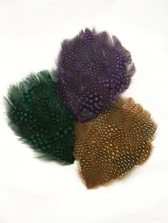 feather pad appliques to diy bridesmaids' hair fascinators