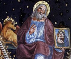 Saint Luke pray for us and doctors, painters, glass workers and butchers.  Feast day October 18.