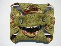 Casserole or Pie Carrier PDF Sewing Pattern  by BLISSFULpatterns, $7.00