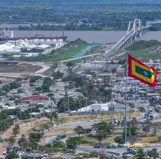 Barranquilla City Photo, River, Outdoor, Barranquilla, Bridges, Countries, Colombia, Cities, Naturaleza