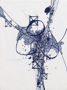 Asvirus 42 by Derek Lerner | Artfinder